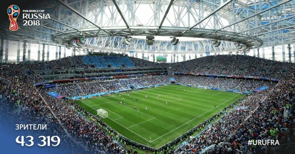 Билеты на матч ФК Нижний Новгород на новом стадионе