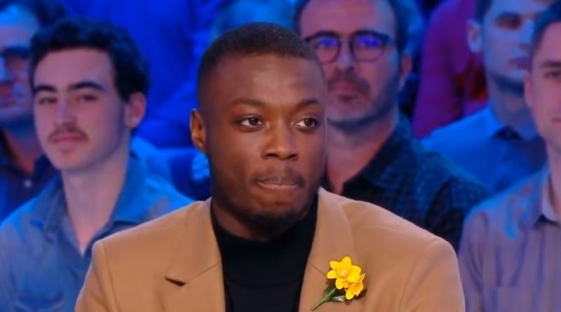 Футболист Николас Пепе Франция