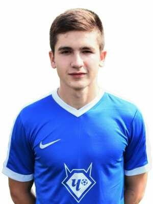 Футболист Великородный Дмитрий