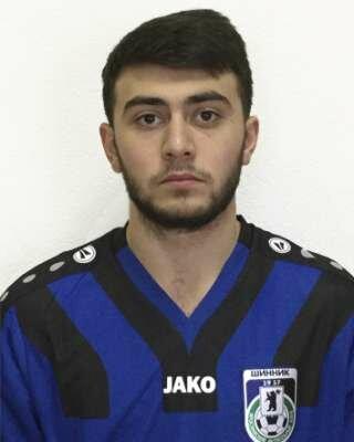 Футболист Мусаев Эльнур Натиг Оглы