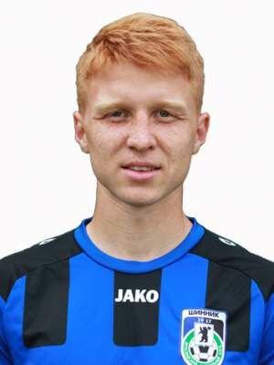 Футболист Камилов Владислав