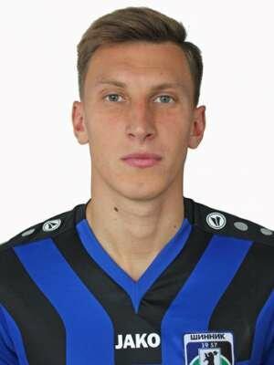 Футболист Иванов Андрей