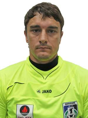 Футболист Яшин Дмитрий