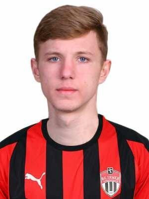 Футболист Бедножей Сергей