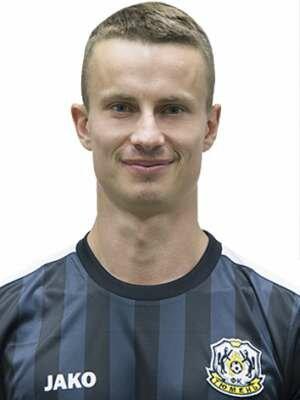 Футболист Теленков Никита