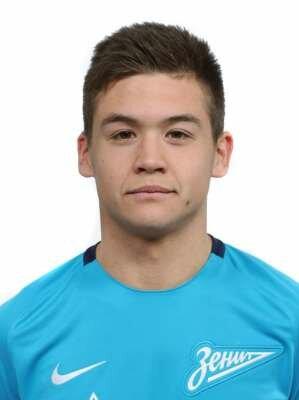 Футболист Плетнев Дмитрий