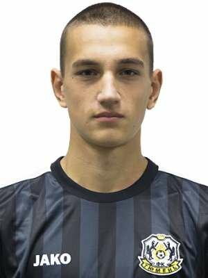 Футболист Лудяков Илья
