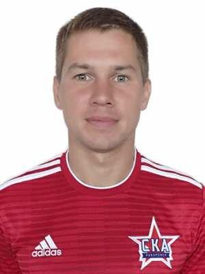 Игроки | Никифоров Владислав Юрьевич