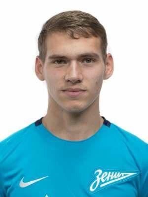 Футболист Макеев Кирилл