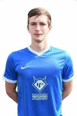 Футболист Каракоз Станислав