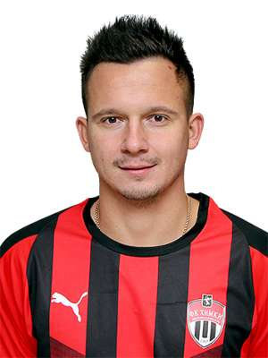 Футболист Алисейко Дмитрий