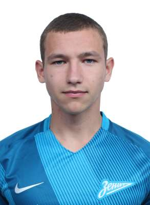 Футболист Козлов Юрий