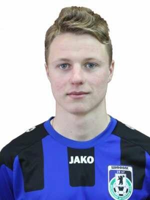 Футболист Герасимов Алексей