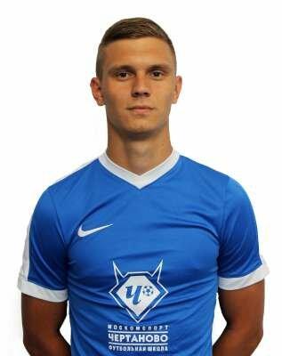 Футболист Канищев Александр