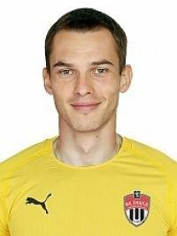 Футболист Пузин Евгений
