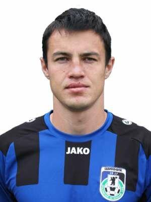 Футболист Магадиев Денис