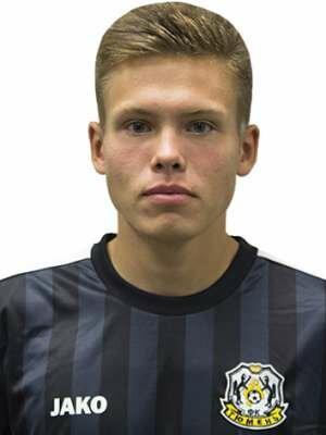 Футболист Дмитриев Матвей