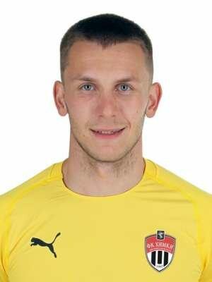Футболист Исупов Вячеслав