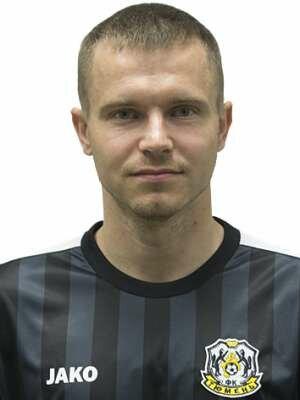 Футболист Матяш Станислав