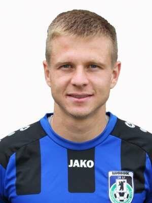 Футболист Самойлов Дмитрий