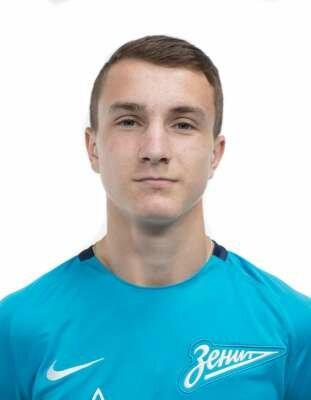 Футболист Бачинский Максим