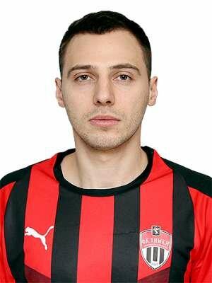 Футболист Ланин Олег