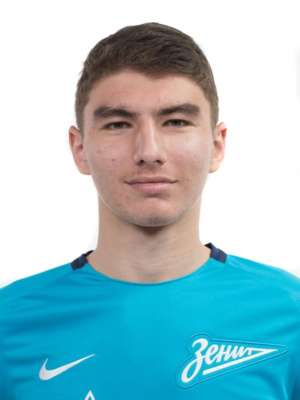 Футболист Мусаев Леон