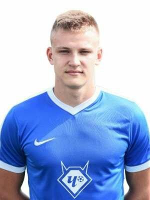 Футболист Редькович Дмитрий
