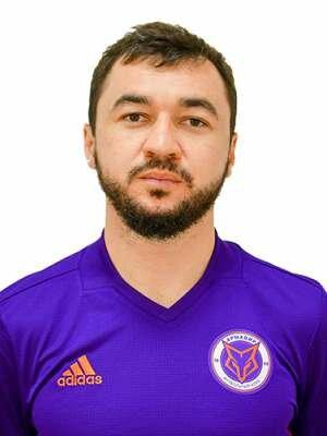 Игроки | Гурфов Азамат Умарбиевич