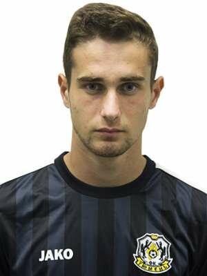 Футболист Маргиев Георгий