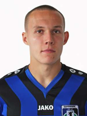 Футболист Кожемякин Олег