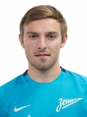 Футболист Зуев Илья - ФК «Зенит-2» (Санкт-Петербург)