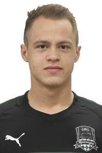 Игроки   Якимов Вячеслав Андреевич (заявлен за Краснодар-3)