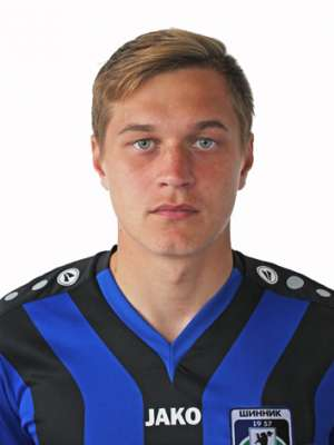 Футболист Никулин Егор