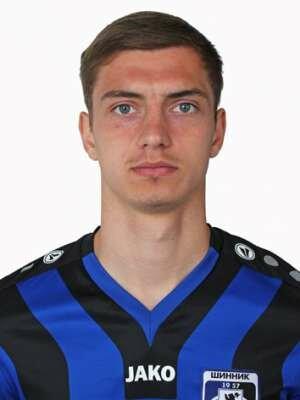 Футболист Мацхарашвили Никита