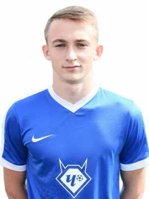 Футболист Молчанов Дмитрий