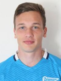 Футболист Макеев Даниил