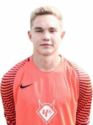 Футболист Ломаев Иван