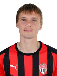 Футболист Иванов Дмитрий