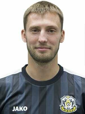 Футболист Чудин Иван