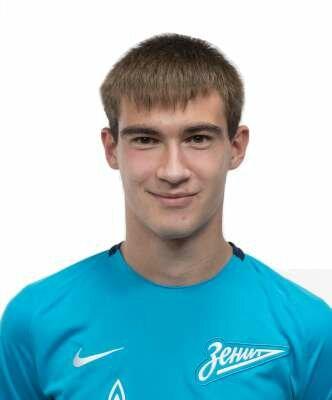 Футболист Плотников Алексей - ФК «Зенит-2» (Санкт-Петербург)