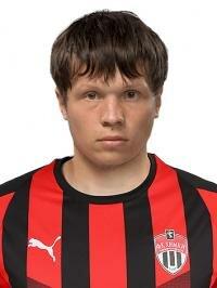Футболист Козлов Александр