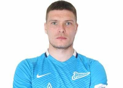 Футболист Маркин Михаил