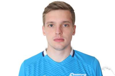 Футболист Буранов Данила