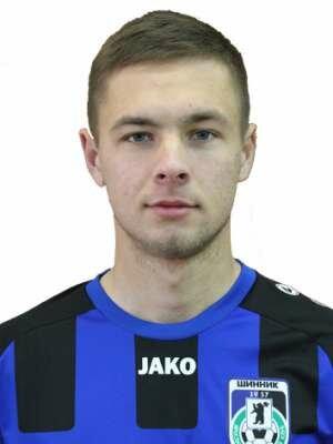 Футболист Поляков Максим