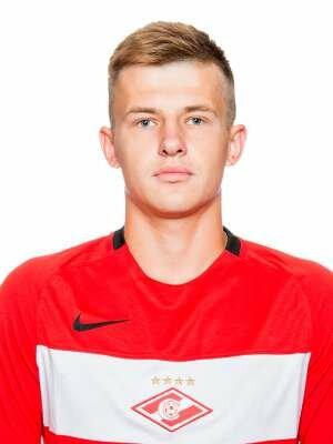 Игроки | Пантелеев Владислав Владимирович