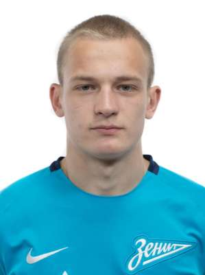 Футболист Синяк Антон