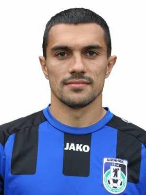 Футболист Нарылков Сергей