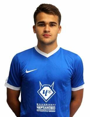 Футболист Радостев Семен